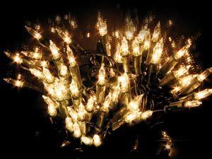 Lichterkette, 160-teilig