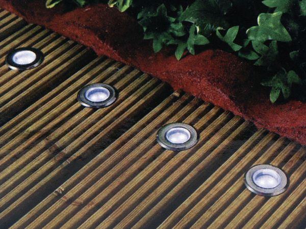 LED-Einbauleuchten-Set, EEK: A, 6W - Produktbild 2