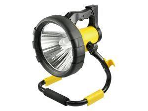 Handleuchte mit Energiesparlampe