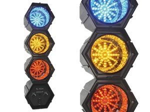 LED-Lichtorgel