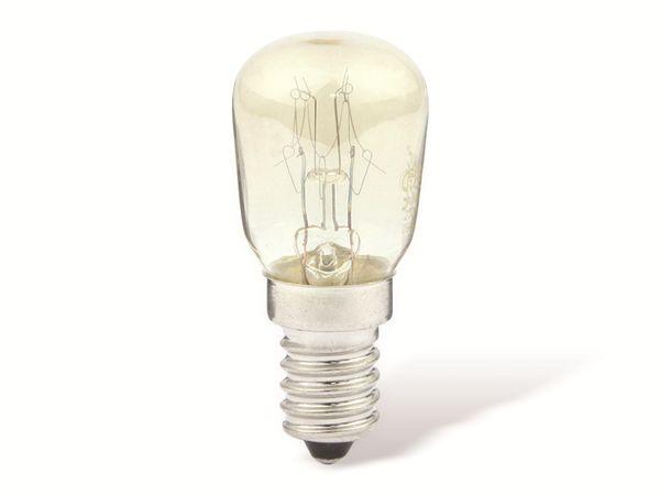 Birnenlampe, Kühlschrank, E14, EEK: G, 15 W