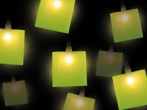 Party-Lichterkette