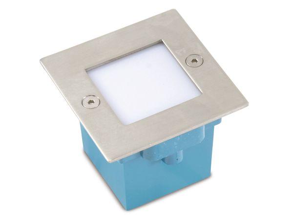 LED-Einbauleuchte, 230 V~, EEK: A+, 1,5 W, 70 lm, 6500 K, IP 54