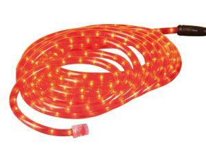 Lichtschlauch, rot