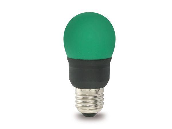 Energiesparlampe, grün, E27, EEK: B, 7 W, 221 lm