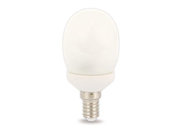 Energiesparlampe, E14, 230 V~, 7 W, 320 lm