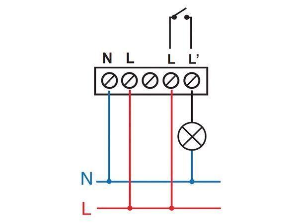 Unterputz IR-Bewegungsmelder IR30 - Produktbild 2