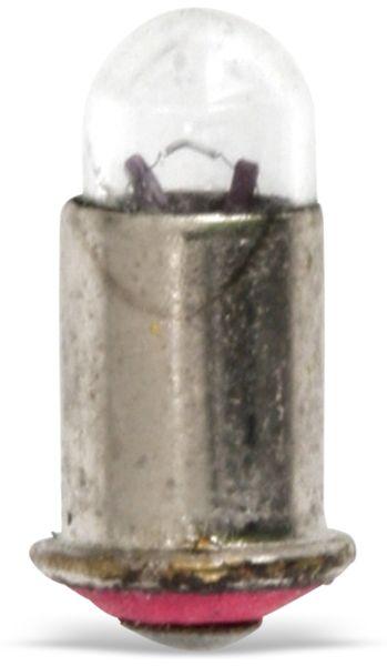 Glühlämpchen, MS4, Krypton, 2,5 V/0,75 W