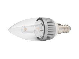LED-Lampe, E14, 230 V~, 3 W