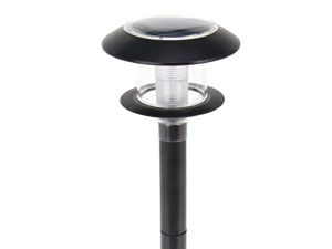 Solar-LED-Gartenleuchte RANEX ALTIA 5000.110, mit Erdspieß/Wandhalter