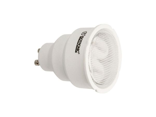 Energiesparlampe, GU10, 9 W - Produktbild 1