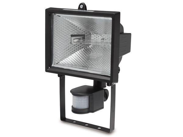 Halogen-Flutlichtstrahler mit Bewegungsmelder STELIGHT, 500 W