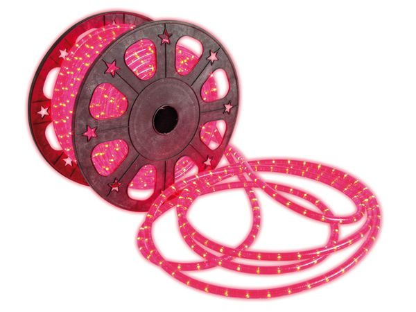 Lichtschlauch TwistyLight, 230 V~, 40 m, rot - Produktbild 1