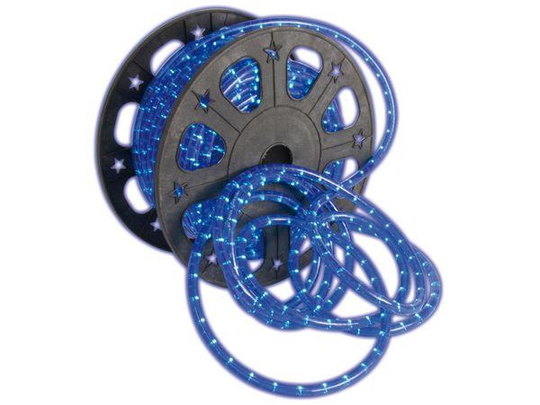 Lichtschlauch TwistyLight, 230 V~, 40 m, blau - Produktbild 1