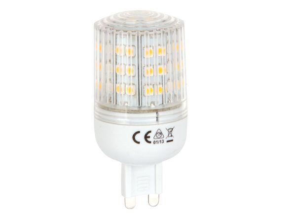 LED-Lampe, G9, 230 V~, 2,4 W, 190 lm, warmweiß