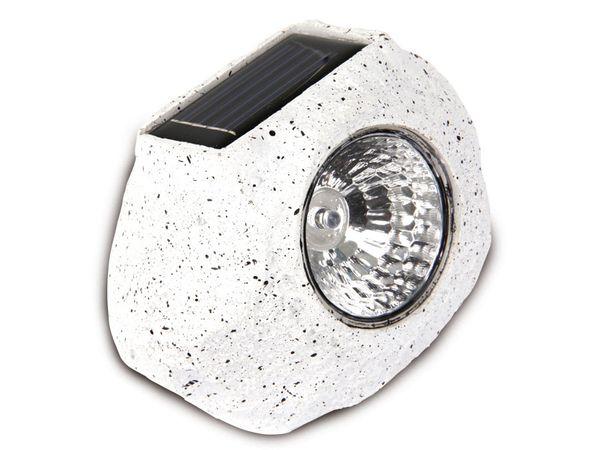 Solar LED-Gartenleuchte