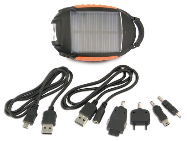 Solar LED-Leuchte/Powerbank DAYLITE SLL-1700 - Produktbild 1