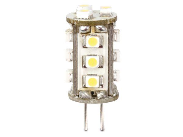 LED-Stiftsockellampe DAYLITE G4-55, G4, EEK: A++, 1 W, 80 lm, 3000 K - Produktbild 1