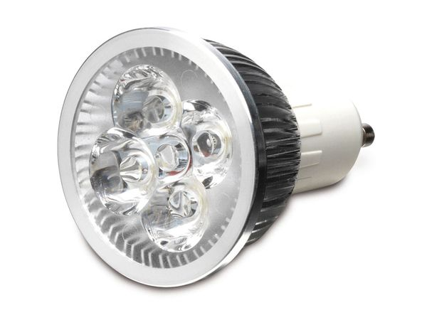 LED-Spiegellampe DAYLITE GU10-275W, GU10, EEK: A, 4,8 W, 275 lm, 3000 K