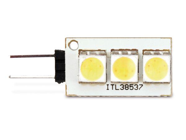 LED-Stiftsockellampe DAYLITE G4-40-S, G4, EEK: A++, 0,5 W, 40 lm, 3000 K