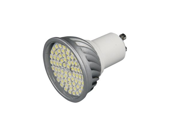 LED-Strahler, GU10, 230 V~, 5 W, 400 lm, weiß