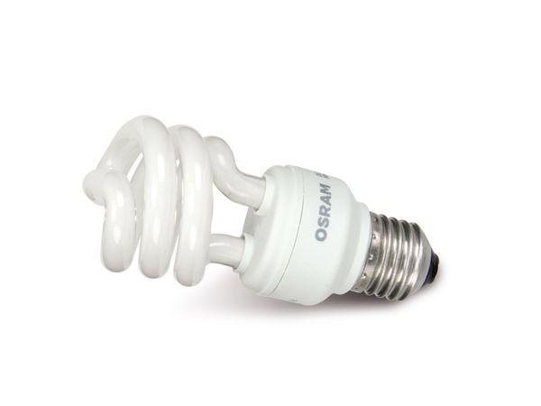 Energiesparlampe OSRAM DULUXSTAR Mini Twist, 900 lm, 2700 k, 15W