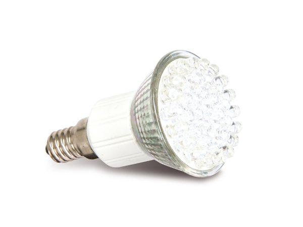 LED-Lampe, E14, grün - Produktbild 1