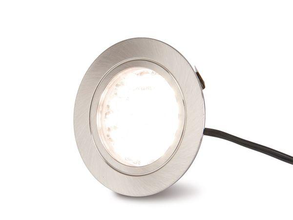 LED-Einbauleuchte DAYLITE PLS-61EW, 12 V-/1,8 W, 3000 K - Produktbild 2