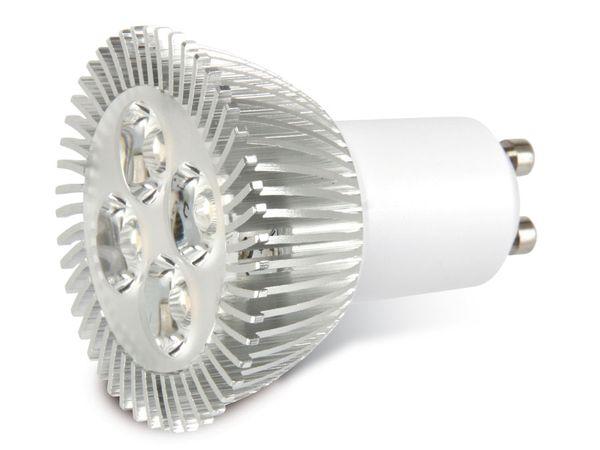 LED-Lampe, GU10, 230 V~, 5 W, 220 lm, dimmbar, DURACELL - Produktbild 1