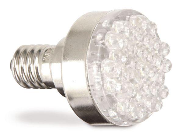 LED-Spiegellampe, E14, 24 V-/~