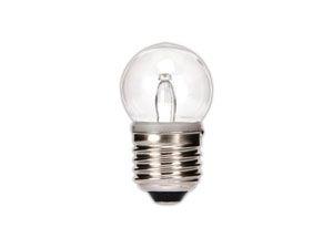 LED-Dekolampe, E27, rot - Produktbild 1