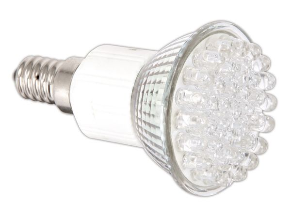 LED-Lampe, E14, blau - Produktbild 1
