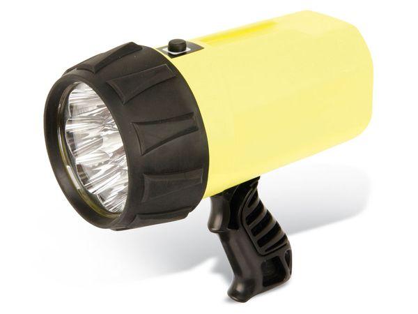 LED-Handscheinwerfer, mit Akku - Produktbild 1