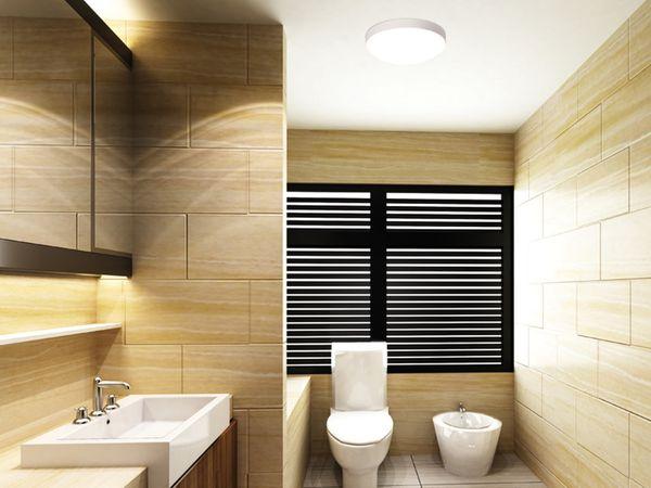 LED Wand- und Deckenleuchte DAYLITE WDL-1500N, EEK: A+, 15W, 1500 lm, 4000K - Produktbild 3