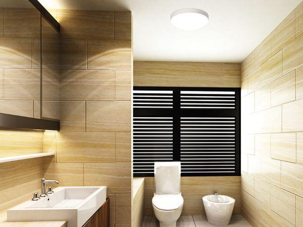 LED Wand- und Deckenleuchte DAYLITE WDL-1500K, EEK: A+, 15W, 1500 lm, 5000K - Produktbild 3