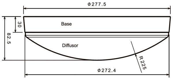 LED Wand- und Deckenleuchte DAYLITE WDL-1500K, EEK: A+, 15W, 1500 lm, 5000K - Produktbild 4