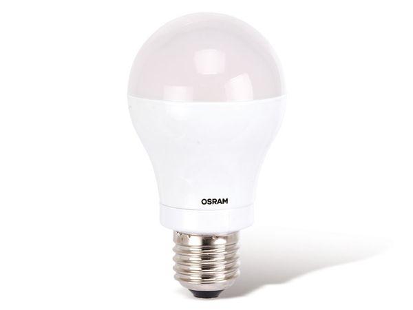 LED-Lampe OSRAM, E27, 100...240 V~, 10 W, matt