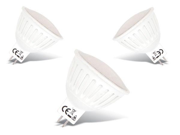 LED-Lampe DAYLITE MR16-250K, 3 W, 6000 k, 250 lm, 3 Stück