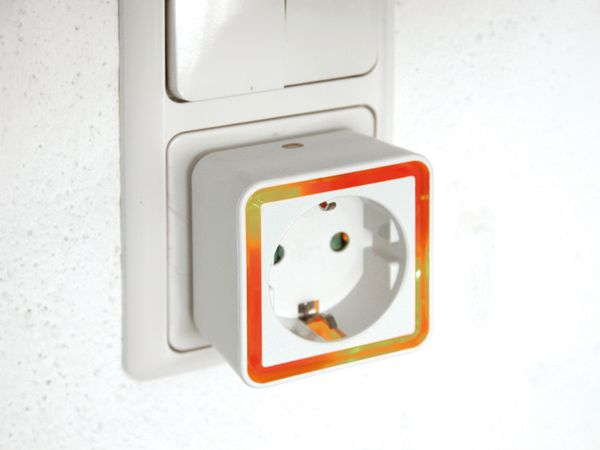 LED-Nachtlicht mit Dämmerungsautomatik REV 0029300003 - Produktbild 2