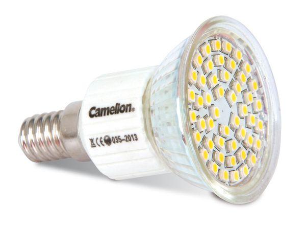 LED-Strahler, CAMELION 39920025, E14, EEK: A+, 3 W, 250 lm, 2800K - Produktbild 1