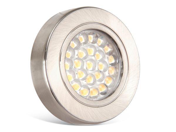 LED-Aufbauleuchte DAYLITE PLS-61AK, 12 V-/1,8 W, 6000 K - Produktbild 1
