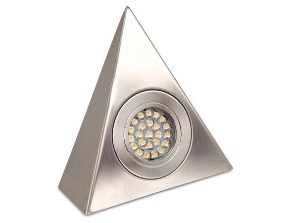 LED-Aufbauleuchte DAYLITE PLS-61DK, 12 V-/1,8 W, 6000 K