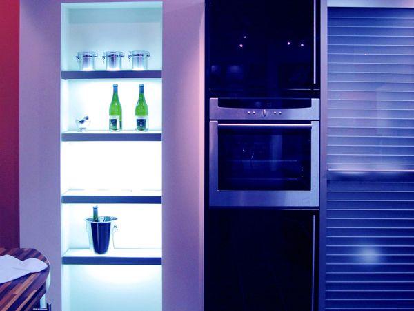 LED-Aufbauleuchte DAYLITE PLS-61KK, EEK: A++, 12 V-/1,8 W, 6000 K - Produktbild 2