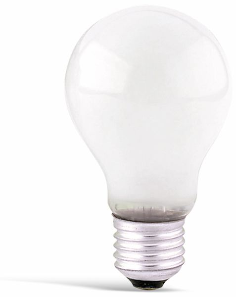 Glühlampe, E27, EEK: E, 60 W, 610 lm