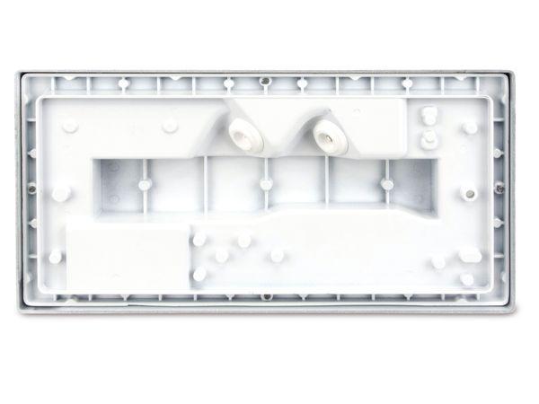 LED Wand- und Deckenleuchte DAYLITE WDL-300S/K, EEK: A, 18 W, 1600 lm - Produktbild 3