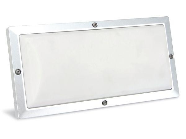 LED Wand- und Deckenleuchte DAYLITE WDL-300S/N, EEK: A, 18 W, 1500 lm - Produktbild 1