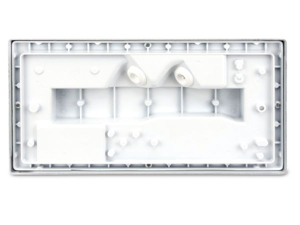 LED Wand- und Deckenleuchte DAYLITE WDL-300S/N, EEK: A, 18 W, 1500 lm - Produktbild 3