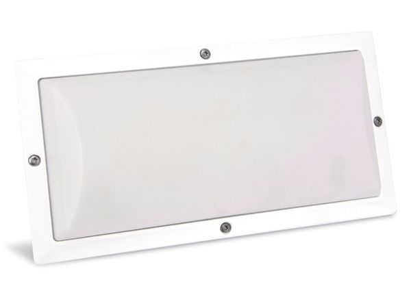 LED Wand- und Deckenleuchte DAYLITE WDL-300W/K, EEK: A, 18 W, 1600 lm