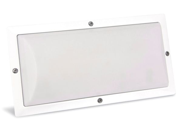 LED Wand- und Deckenleuchte DAYLITE WDL-300W/W, EEK: A, 18 W, 1400 lm