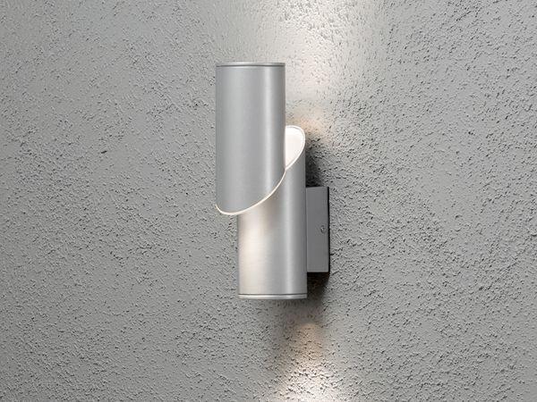 KONSTSMIDE IMOLA Up&Down 7935-310 LED Aluminium - Produktbild 1